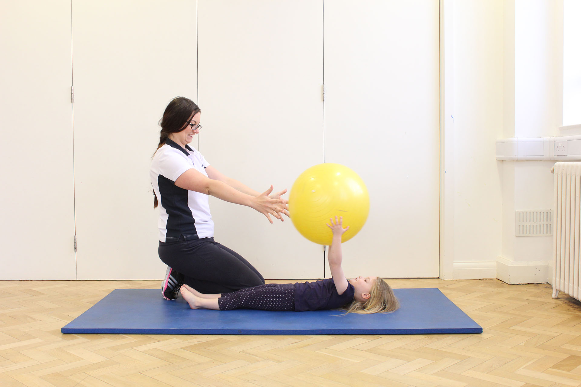 Erbs palsy exercises