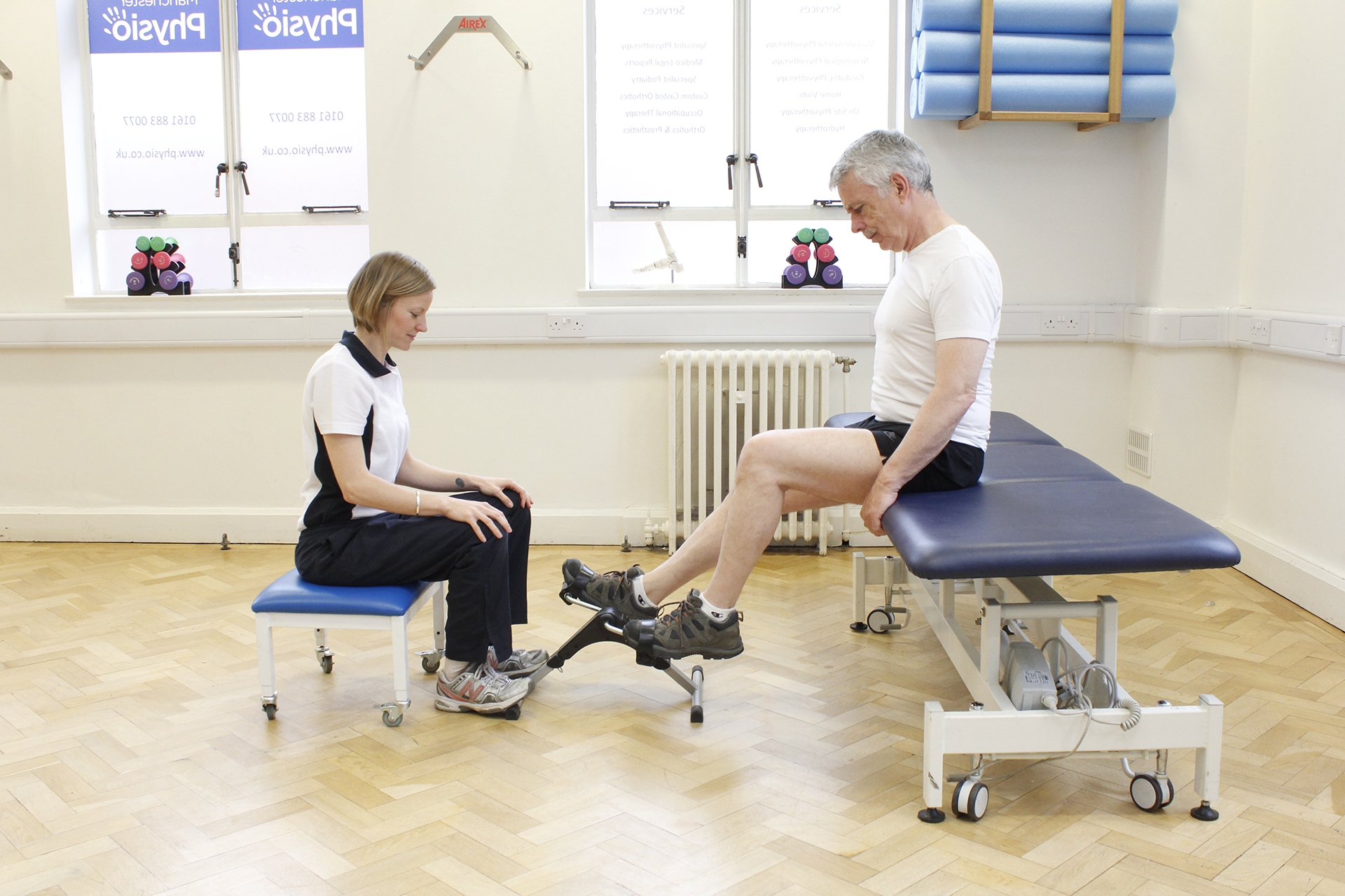 Physiotherapy Treatment of Guillian-Barré Syndrome