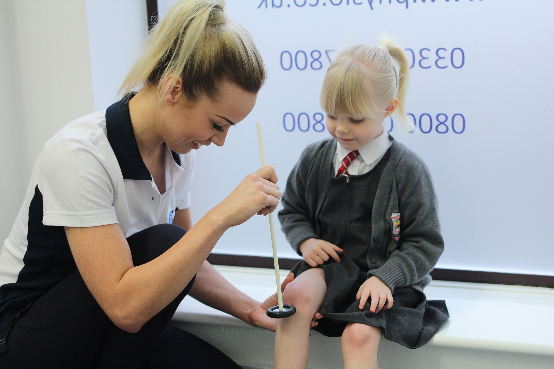 Paediatric School Visits