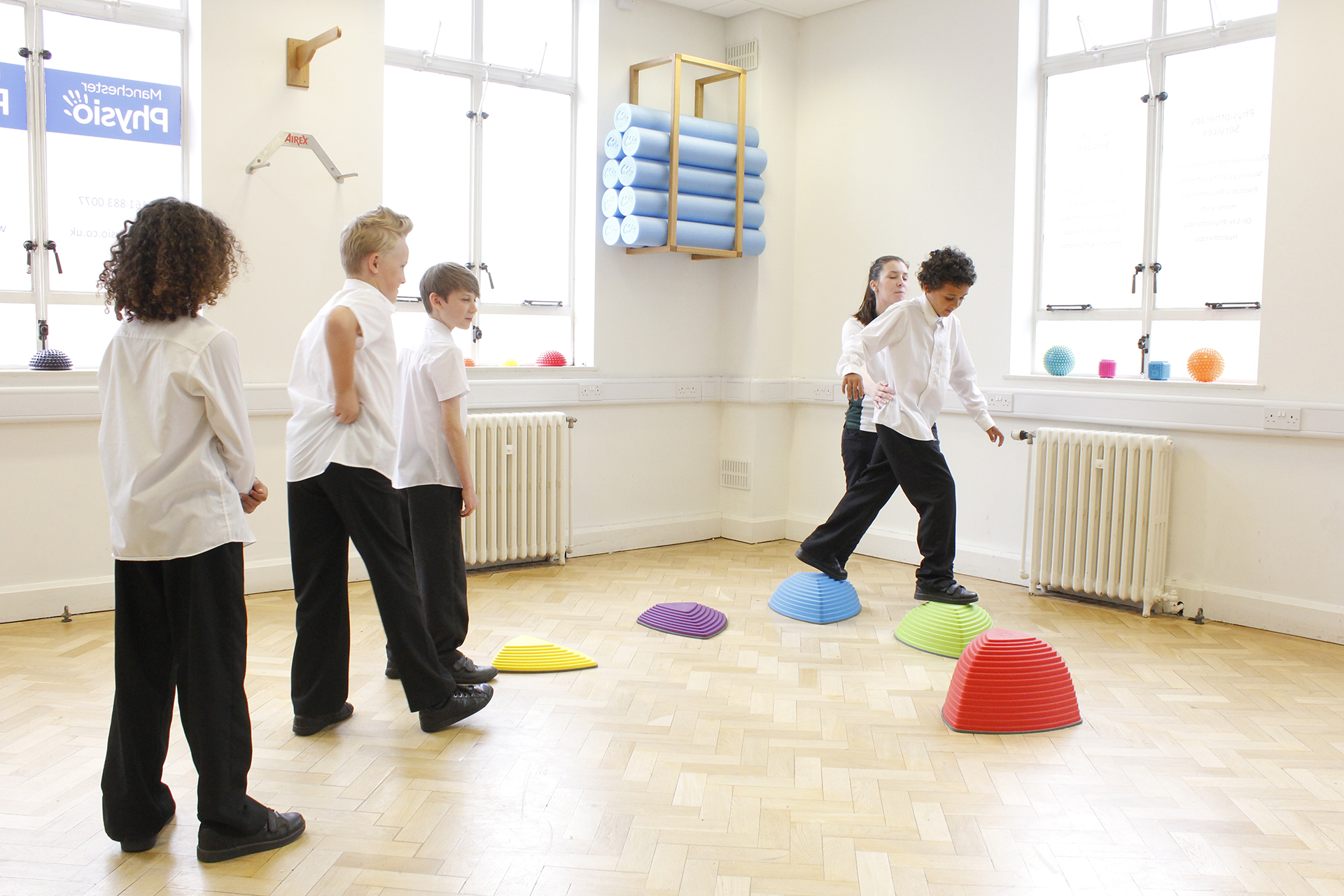 Children's Exercise Groups & Education Classes