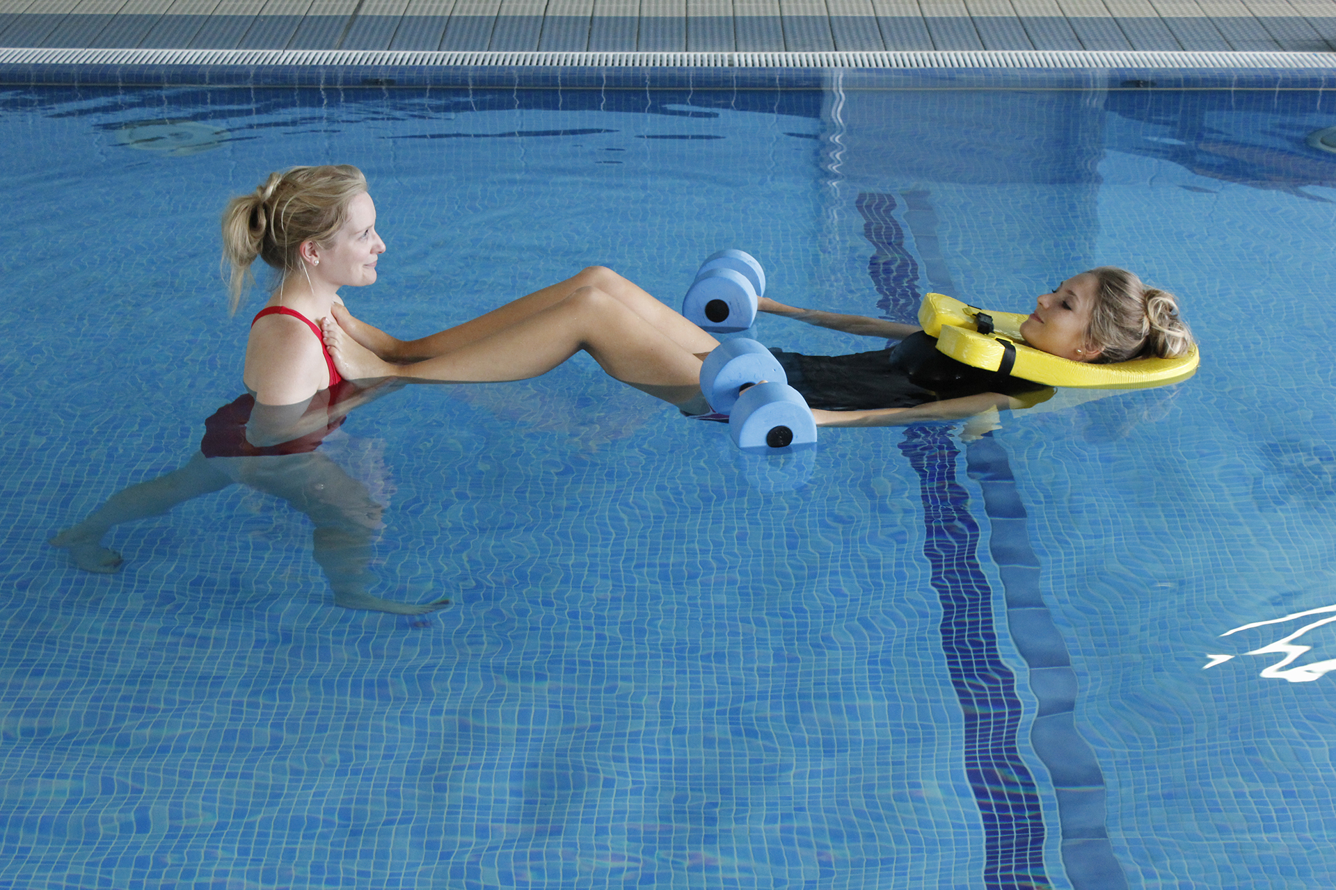 Hydrotherapy classes:
