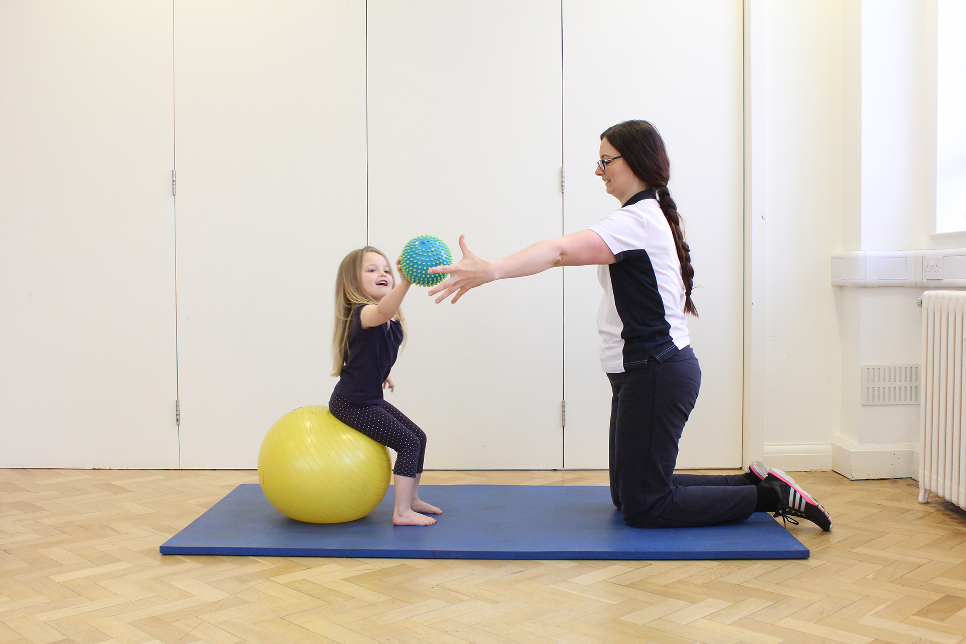 Intensive Courses of Physiotherapy for Children
