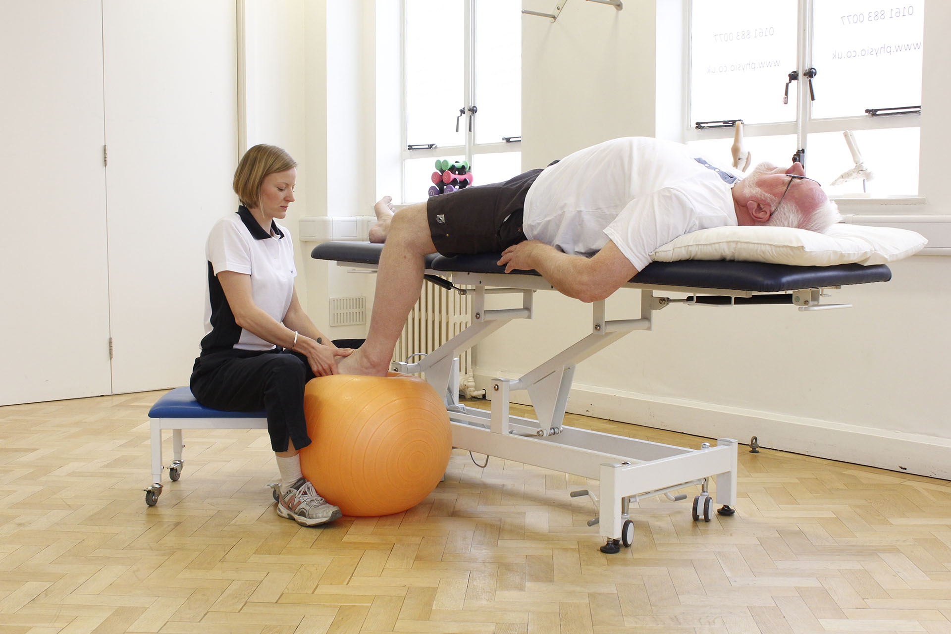 Myopathy Physiotherapy