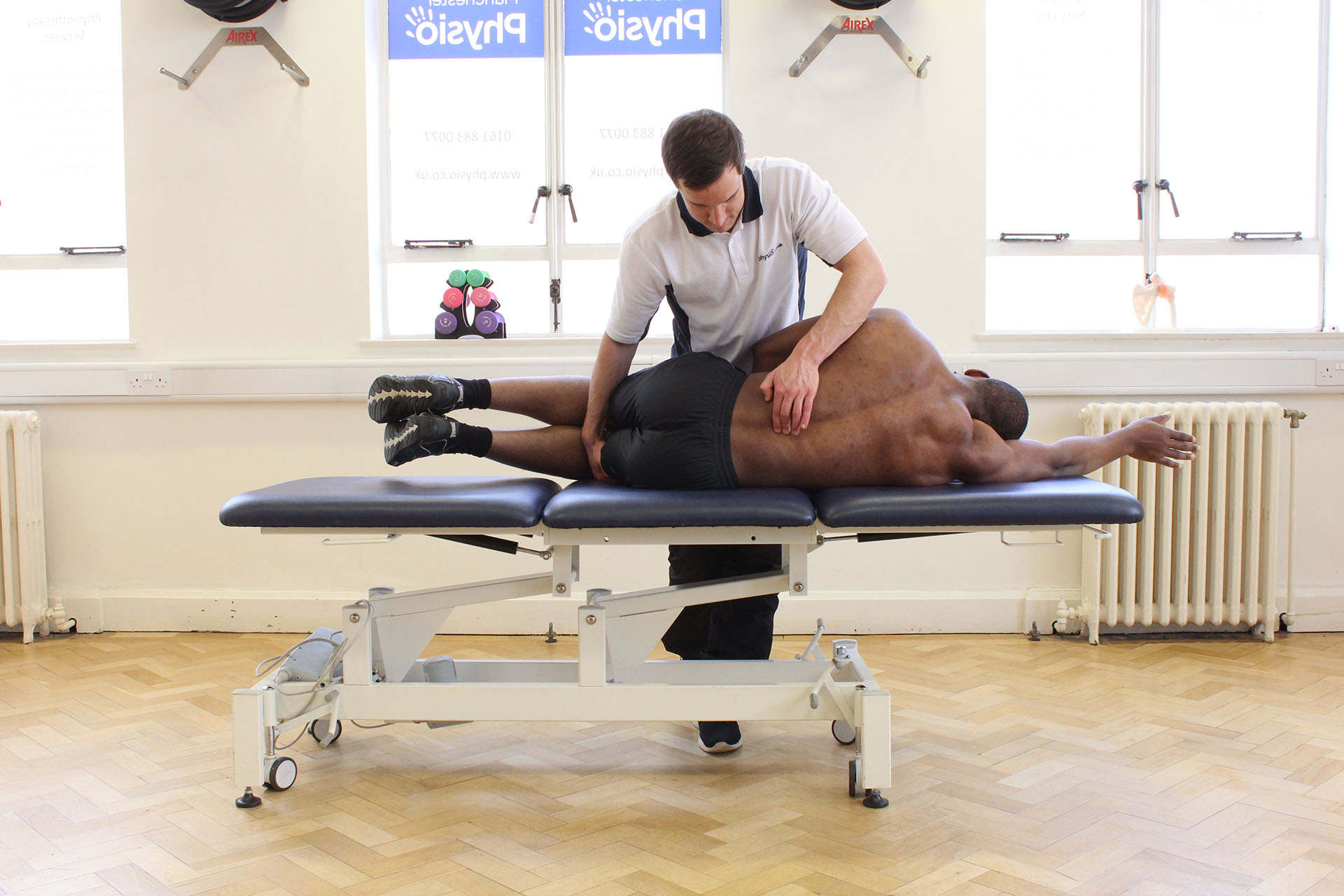 Spinal Cord Injury Physiotherapy Treatment