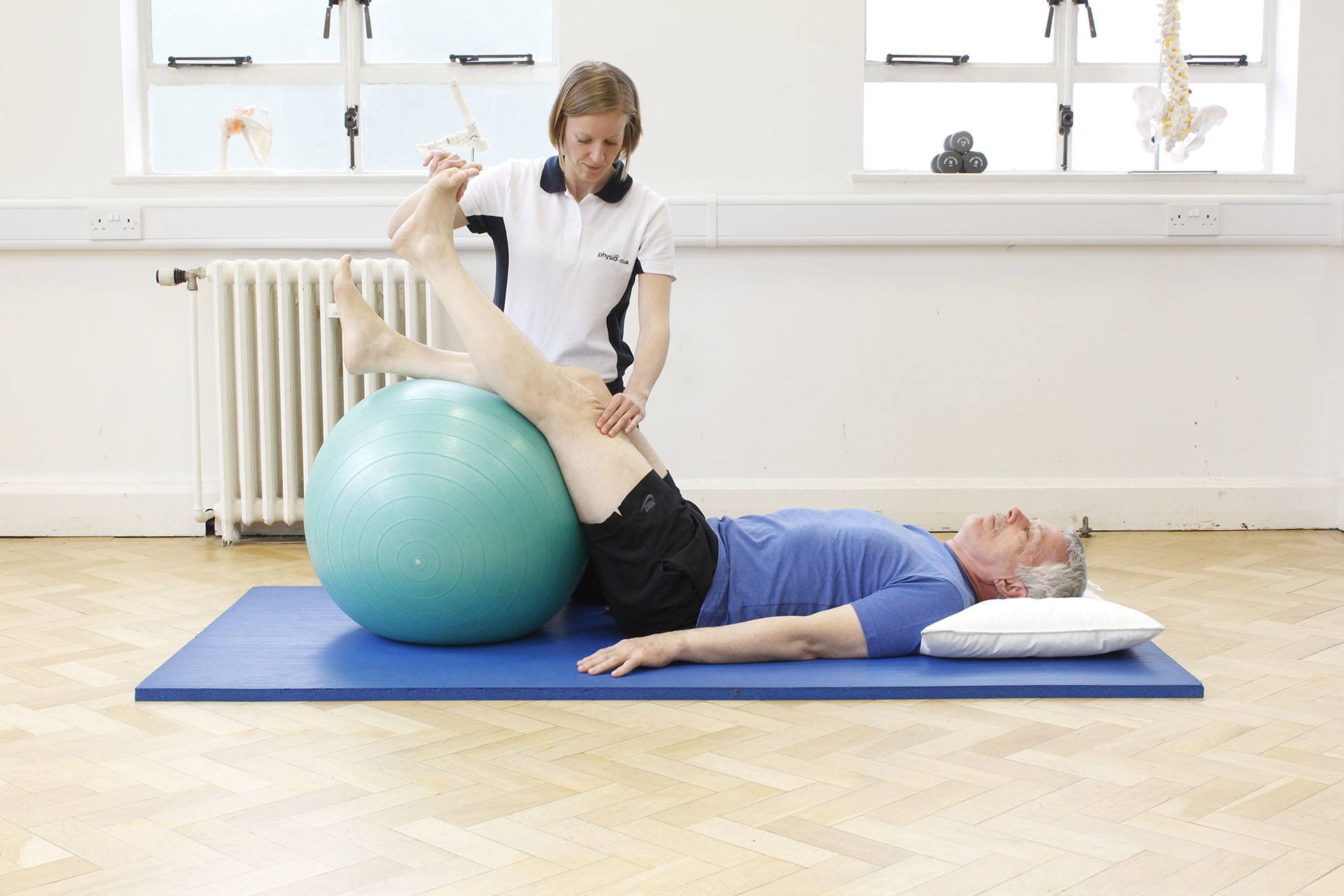 Spinal Cord Injury physiotherapy