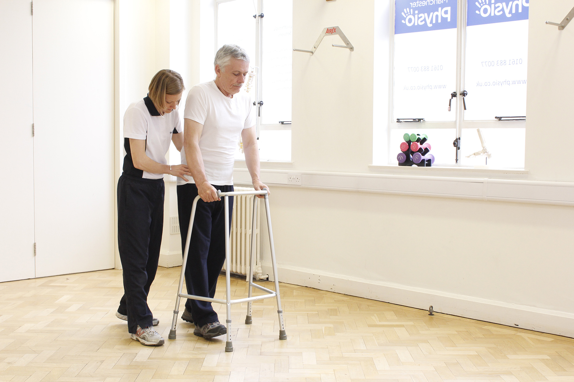 Fall Prevention Programmes